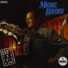 michael brecker - don't try this at home CD 1988 MCA impulse! 8 tracks used mint