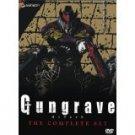 gungrave the complete set DVD 7-disc set 2009 geneon fumination NTSC region 1 used