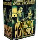 wodehouse playhouse complete collection - john alderton + pauline collins DVD 2004 acorn used mint