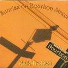 rick trolsen - sunrise on bourbon street CD 2007 lort records 15 tracks used mint