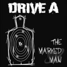 drive a - the marked man CD ep 4 tracks used mint