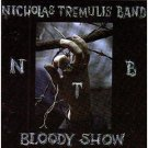 nicholas tremulis - bloody show CD 1996 black vinyl 16 tracks used mint
