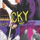 cky trilogy DVD 2-discs 2003 slam film used
