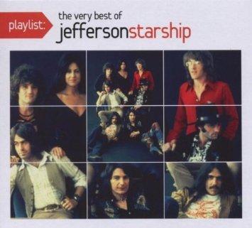 jefferson starship - playlist CD sony legacy 15 tracks used