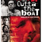 never get outta the boat - Lombardo Boyar + Darren E. Burrows DVD 2005 sony used mint