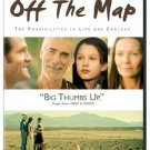 off the map - joan allen + valentina de angelis DVD 2005 sony used mint