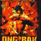 ong bak thai warrior - tony jaa DVD 2008 red sun used mint