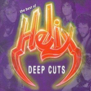 best of helix - deep cuts CD 1999 razor & tie 14 tracks used mint