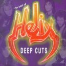 best of helix - deep cuts CD 1999 razor & tie 14 tracks used mint