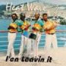 heat wave - i'en leavin it CD 8 tracks used mint