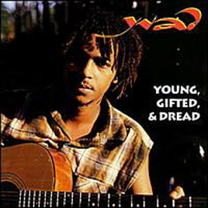 yvad - young gifted & dread CD 1996 tuff gong ras 14 tracks used mint