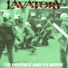 lavatory - to protect and to serve CD 1993 massacre germany used mint