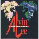 alvin lee - i hear you rockin' CD 1994 viceroy 12 tracks used mint