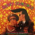leningrad cowboys - happy together CD 1994 plutonium 12 tracks used mint