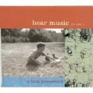 hear music volume 1 - a look forward - various artists CD 2000 rhino 13 tracks used