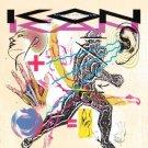 kon kan - move to move CD 1989 atlantic 11 tracks used mint