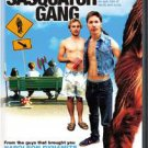 sesquatch gang - justin long + joey kern + jeremy sumpter DVD 2008 screen media used
