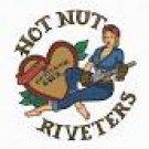 hot nut riveters - moustashe girl CD 2014 small & nimble 21 tracks used mint