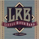little river band - get lucky CD 1990 MCA 10 tracks used mint