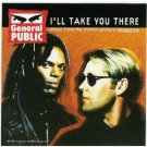 i'll take you there - music from the motion picture threesome CD 1994 sony 6 tracks