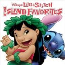 lilo & stitch - island favorites CD 2002 walt disney 13 tracks used mint