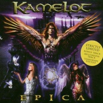 kamelot - epica CD 2003 noise sanctuary 17 tracks used