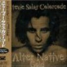stevie salas colorcode alter native gold CD 1997 pony canyon japan 19 tracks used mint