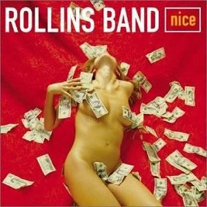 rollins band - nice CD 201 sanctuary 12 tracks used mint