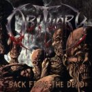 obituary - back from the dead CD 1997 roadrunner 11 tracks used mint