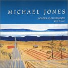 michael jones, solo piano - echoes of childhood CD 2002 pianoscapes narada 8 tracks used mint