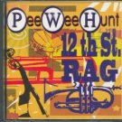 pee wee hunt - 12th st. rag CD 1998 EMI capitol good music 24 tracks used mint