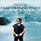 bruce dickinson - best of bruce dickinson CD 2-discs 2001 santuary used mint