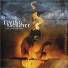 living sacrifice - conceived in fire CD 2002 solid state 13 tracks used mint