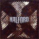 halford - crucible CD 2002 sanctuary 15 tracks used mint