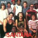 santana - santana CD pilz EEC 8 tracks used mint