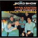 stan kenton june christy the four freshmen - road show CD capitol 20 tracks used mint
