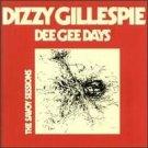 dizzy gillespie - dee gee days the savoy sessions CD 1985 savoy jazz 24 tracks used mint