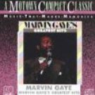 marvin gaye - marvin gaye's greatest hits CD 1987 motown 10 tracks used mint