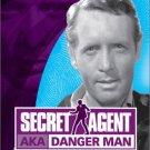 secret agent aka danger man - set 4 DVD 2-disc box 2002 A&E used mint