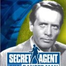 secret agent aka danger man - set 5 DVD 2-disc box 2002 A&E new