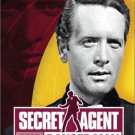 secret agent aka danger man - set 6 DVD 3-disc box 2002 A&E new