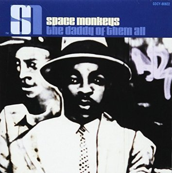 space monkeys - daddy of them all CD 1997 factory records 11 tracks used mint