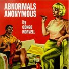 congo norvell - abnormals anonymous CD jetset records 11 tracks used