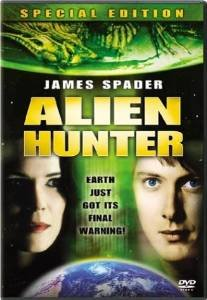 alien hunter - james spader DVD 2003 sony used mint