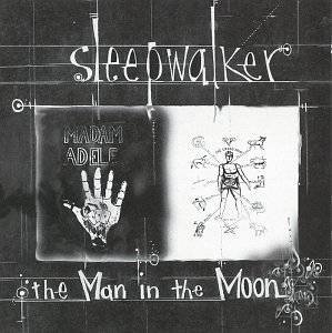 sleepwalker - the man in the moon CD hayden's ferry 12 tracks used mint