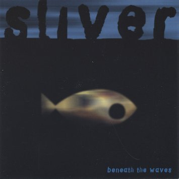 sliver - beneath the waves CD 1998 guilt ridden pop 10 tracks used mint