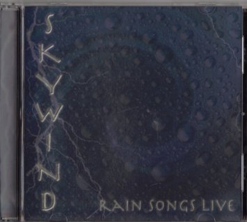 skywind - rain songs live CD 1999 skywind 12 tracks used mint
