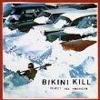 bikini kill - reject all american CD 1996 kill rock stars 12 tracks used mint