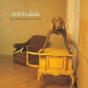 sonia dada - lay down and love it live CD 1999 calliope 13 tracks used mint