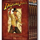 adventures of indiana jones - complete DVD movie collection widescreen DVD 4-discs 2003 paramount